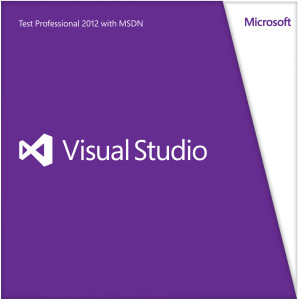 VisualStudio2012 Test Professional Doboz