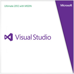 VisualStudio2012 Ultimate Doboz